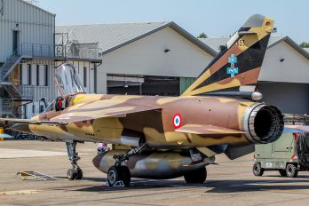653 - France - Air Force Dassault Mirage F1CR