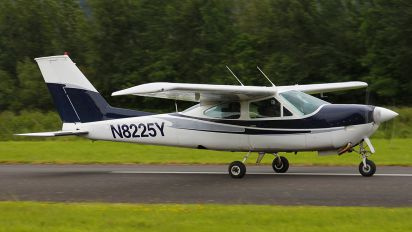 N8225Y - Private Cessna 177 RG Cardinal