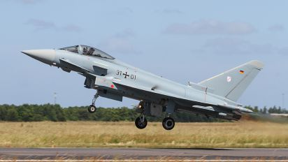 31+01 - Germany - Air Force Eurofighter Typhoon