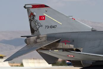 73-1047 - Turkey - Air Force McDonnell Douglas F-4E Phantom II