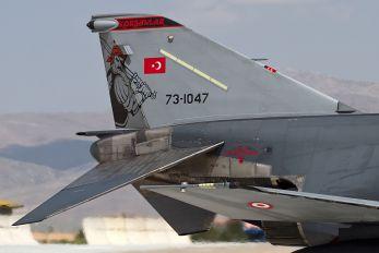 73-1047 - Turkey - Air Force McDonnell Douglas F-4E Phantom II