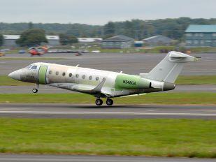 N248GA - Unknown Israel IAI Gulfstream G280