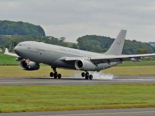 ZZ338 - Royal Air Force Airbus Voyager KC.2