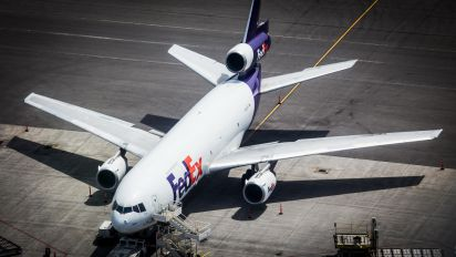N383FE - FedEx Federal Express McDonnell Douglas MD-10-10F