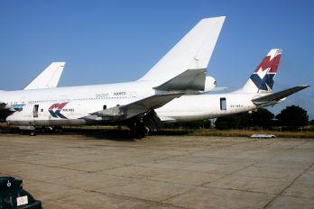 9G-MKA - MK Airlines Douglas DC-8-55F