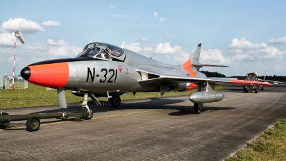 G-BWGL - Dutch Hawker Hunter Foundation Hawker Hunter T.8
