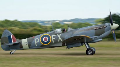 G-CGYJ - Private Supermarine Spitfire Mk.IX