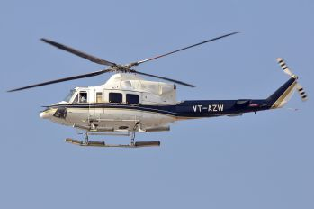 VT-AZW - Global Vectra Helicorp Bell 412EP
