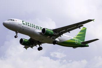 PK-GLN - Citilink Airbus A320