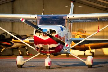 OK-EYE - Private Cessna 172 Skyhawk (all models except RG)
