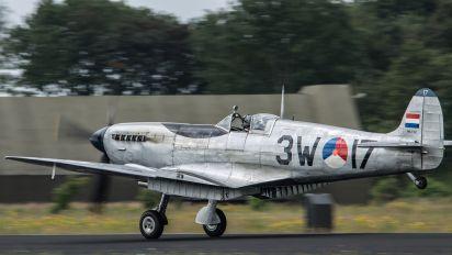 PH-OUQ - Private Supermarine Spitfire LF.IXb
