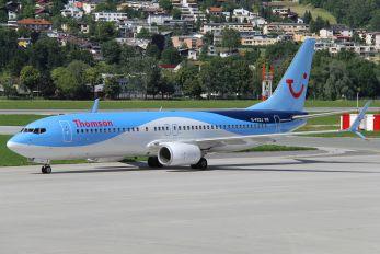 G-FDZJ - Thomson/Thomsonfly Boeing 737-800