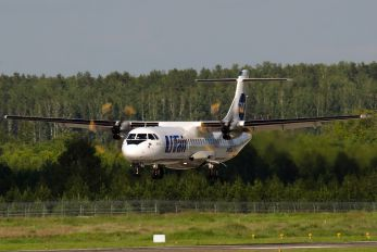 VQ-BMA - UTair ATR 72 (all models)