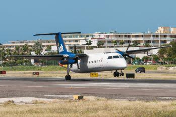 V2-LFF - LIAT de Havilland Canada DHC-8-300Q Dash 8