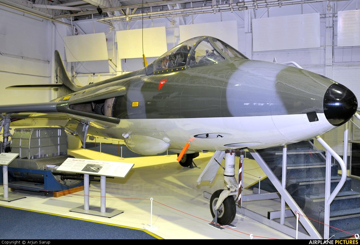 Royal Air Force XG154 aircraft at Hendon - RAF Museum