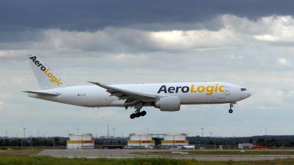 D-AALE - AeroLogic Boeing 777-200F