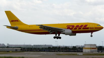 D-AEAJ - DHL Cargo Airbus A300F