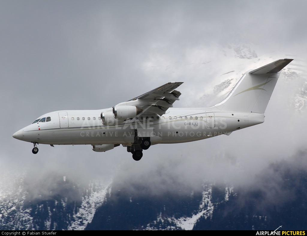 Cello Aviation G-RAJJ aircraft at Innsbruck