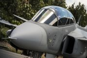 39836 - Sweden - Air Force SAAB JAS 39D Gripen aircraft