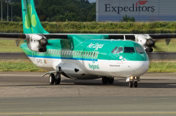 EI-FCY - Aer Lingus Regional ATR 72 (all models)