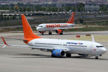 C-FYLC - SmartWings Boeing 737-800