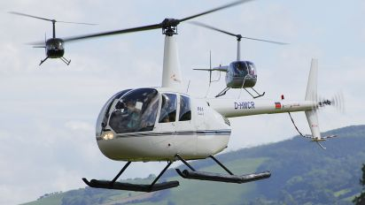 D-HMCR - Private Robinson R44 Clipper