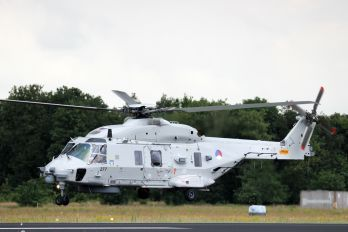 N 227 - Netherlands - Air Force NH Industries NH-90 TTH