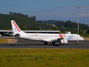 EC-KYP - Air Europa Embraer ERJ-195 (190-200)