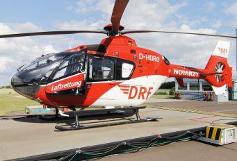 D-HDRO - DRF Luftrettung Eurocopter EC135 (all models)