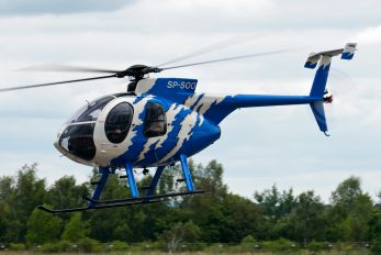 SP-SOO - Private MD Helicopters MD-500E