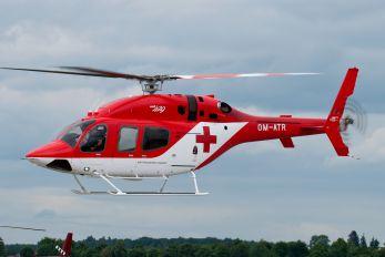 OM-ATR - Air Transport Europe Bell 429