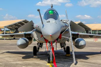 134 - France - Air Force Dassault Rafale M
