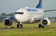 C-GVWJ - WestJet Airlines Boeing 737-700 aircraft