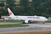 JA705J - JAL - Japan Airlines Boeing 777-200ER aircraft