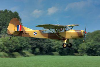 G-ALXZ - Private Taylorcraft Auster V