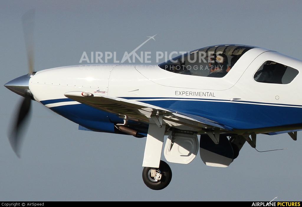 Private PR-ZDM aircraft at Santa Catarina