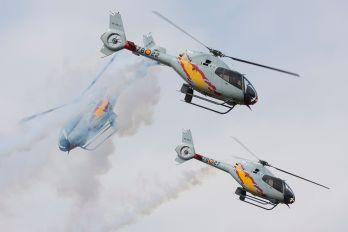 HE.25-12 - Spain - Air Force: Patrulla ASPA Eurocopter EC120B Colibri