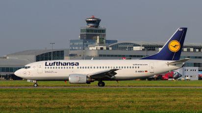 D-ABXX - Lufthansa Boeing 737-300