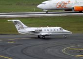 PP-JMS - Private Hawker Beechcraft 400XP Beechjet aircraft