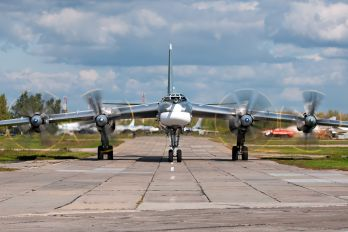 14 - Russia - Air Force Tupolev Tu-95