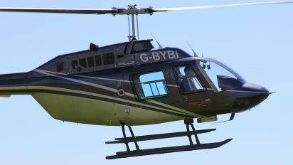 G-BYBI - Castle Air Bell 206B Jetranger III