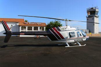 N40YB - Private Bell 206B Jetranger