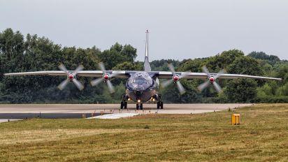 UR-CGV - Ukraine Air Alliance Antonov An-12 (all models)