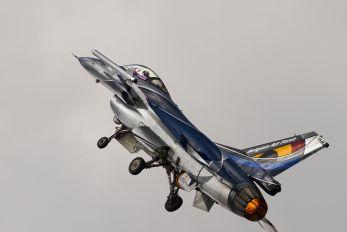 FA-48 - Belgium - Air Force General Dynamics F-16A Fighting Falcon