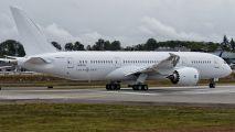 N1015X - Saudi Arabia - Government Boeing 787-8 Dreamliner aircraft