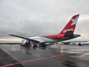 VQ-BAK - Ikar Airlines Boeing 757-200