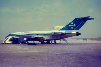 PP-CJF - Cruzeiro do Sul Boeing 727-100