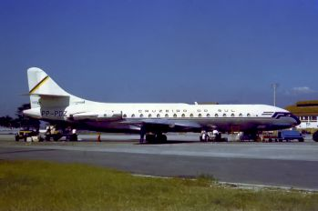 PP-PDZ - Cruzeiro do Sul Sud Aviation SE-210 Caravelle