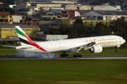 A6-EGB - Emirates Airlines Boeing 777-300ER aircraft