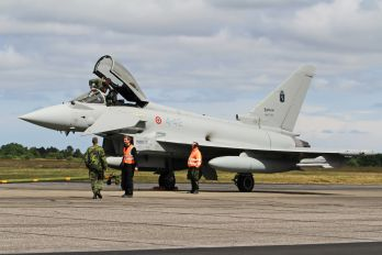 MM7325 - Italy - Air Force Eurofighter Typhoon
